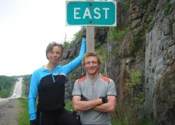 Go East, Canada - O.SCHMIDT