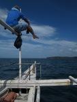 Ausguck nach Walhaien
