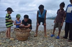 Community fishing, Sibuyan, Philippines, 2014