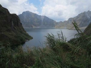 Mt.Pinatubo Kratersee