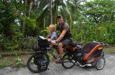 Kindertransporter, Sibuyan, Philippinen, 2014