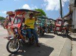 Tricycles in Romblon