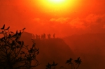 ...eines Morgens auf dem Batur ...