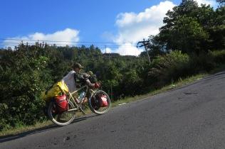pushing hard, Bali /Indonesia, 2014
