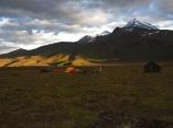 Zimina Vulkan, Kamtschatka