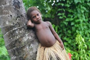 Custum village / Vanuatu