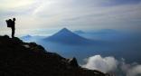 Acatenago Vulkan / Guatemala, 2017