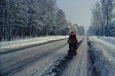 Winterpisten in Polen, 2005