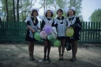 Letzter Schultag. Tayschet, 2005