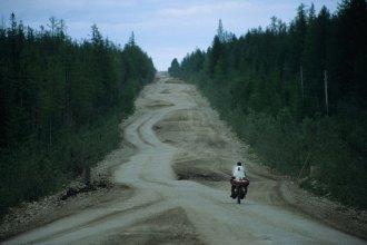 M56 nach Jakutsk, Sommer 2005