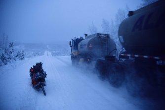 Dalton HWY / Alaska, 2005