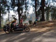 Up to Bromo